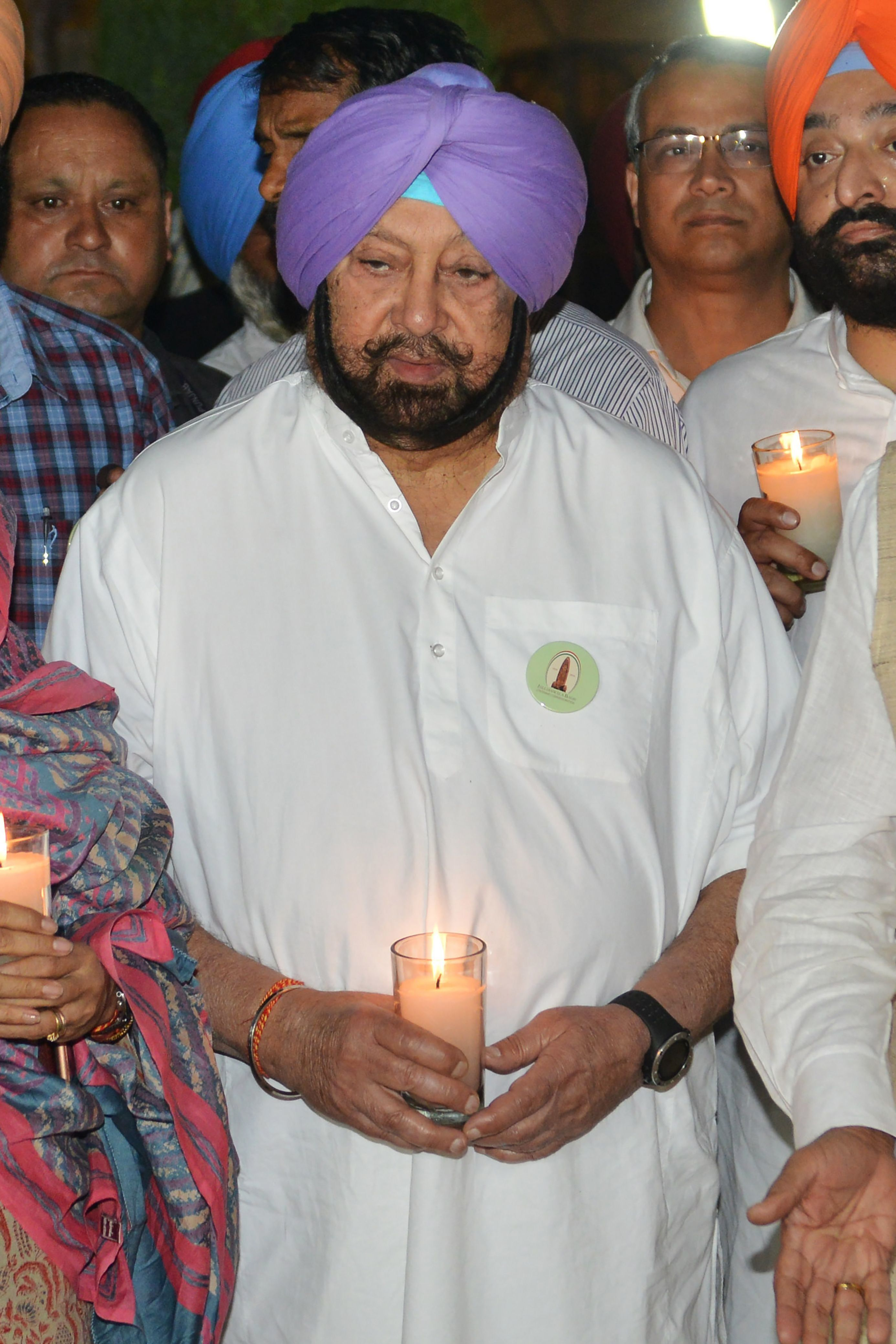 2 Punjabi Men Reportedly Beheaded In Saudi Arabia, Amarinder Condemns 'Barbaric'