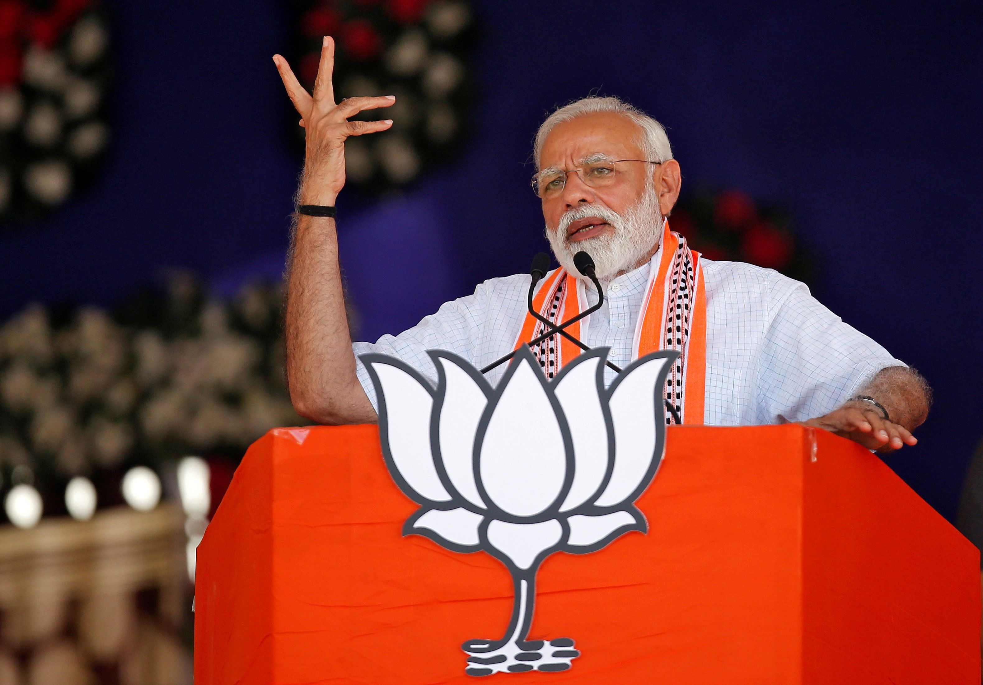 Odisha Poll Officer Suspended By EC For Checking Modi's