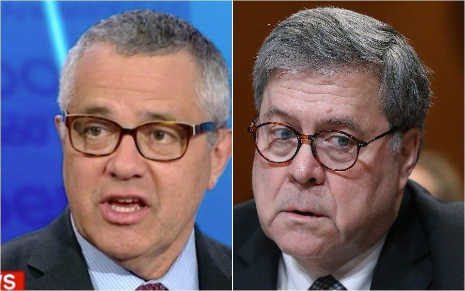 Toobin and Barr