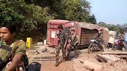 IED Blast In Chhattisgarh's Rajnandgaon, No
