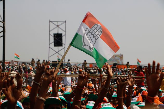 Congress' 'Chowkidar Chor Hai' Ad Banned In Madhya Pradesh By State