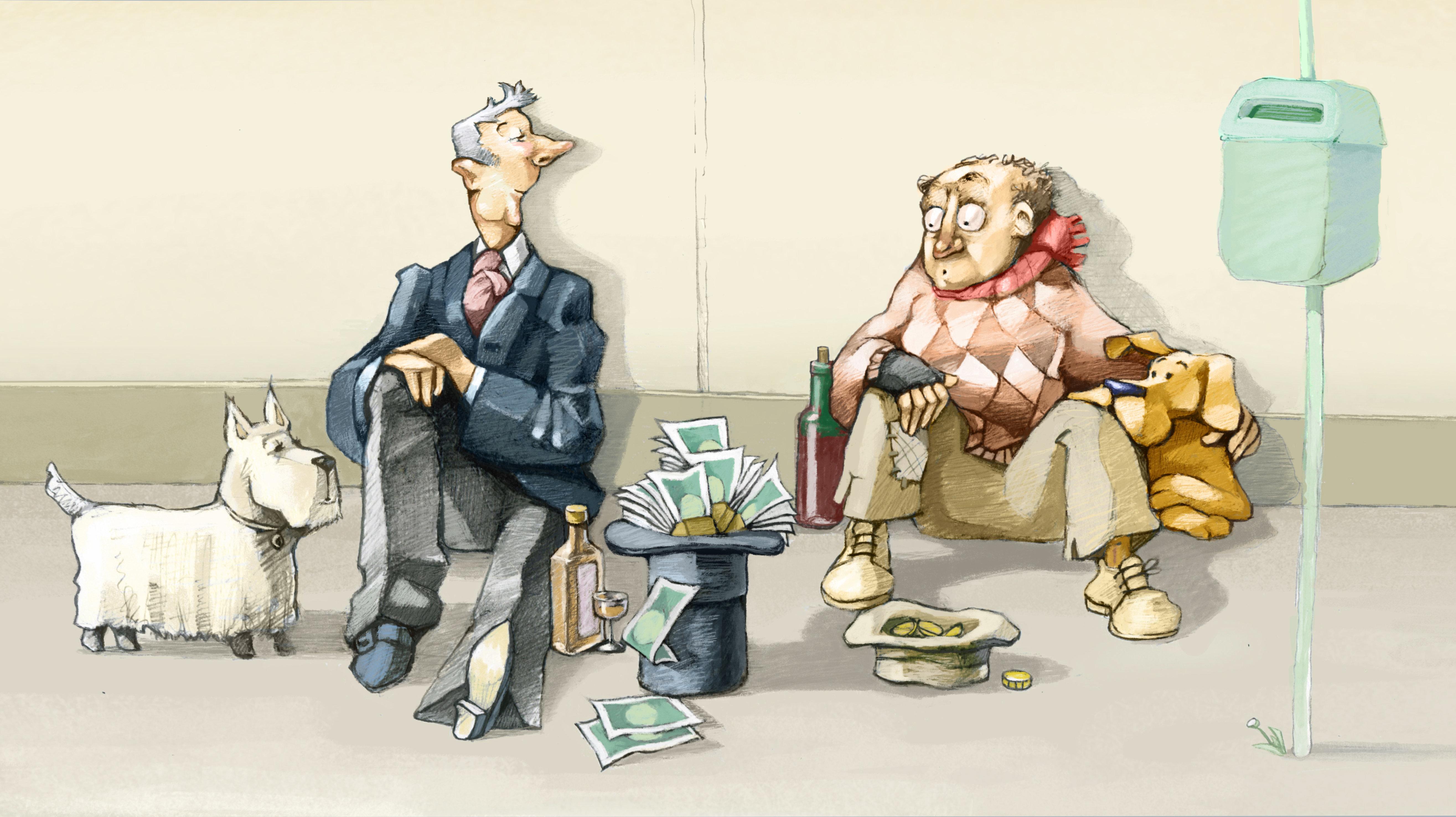 Οι περιουσίες των Γερμανών μεγαλώνουν αλλά ο πλούτος κατανέμεται όλο και πιο
