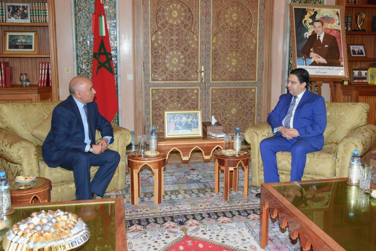 """Nasser Bourita: """"Le Maroc suit avec une grande inquiétude la situation en"""