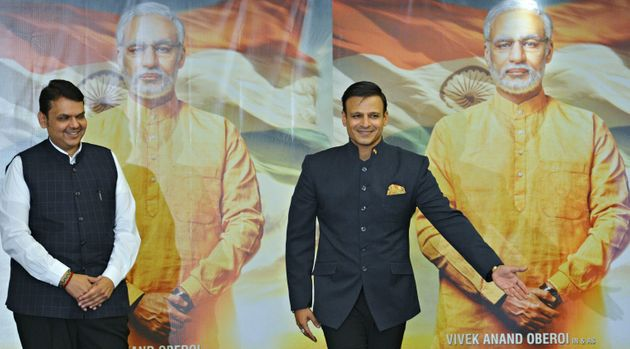 Vivek Oberoi 'Happy' With EC Decision On Modi Movie, But Won't Say What They