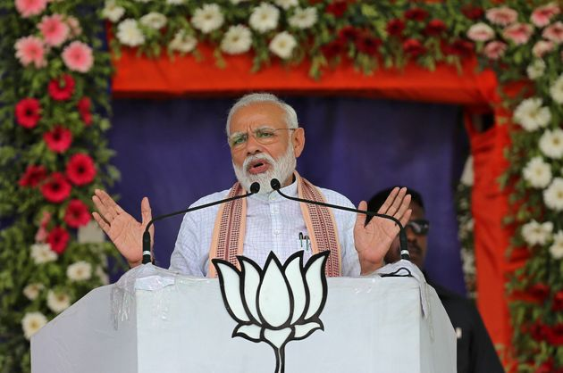 'What Is Modi Carrying In Helicopter?' Congress Reacts To Odisha Poll Officer's