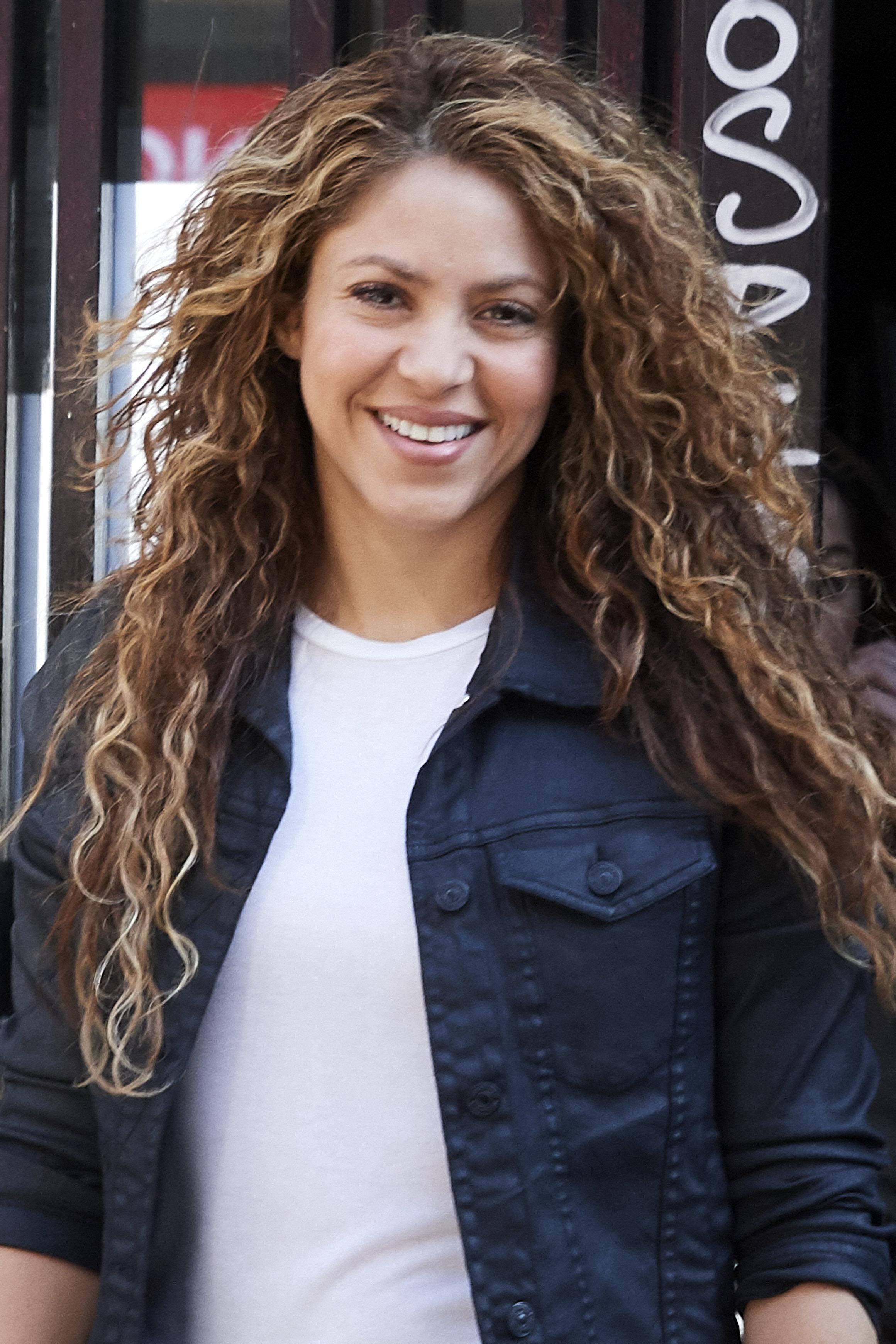 El truco de Shakira para parecer más alta en las