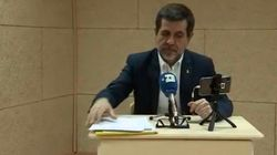 Rueda de prensa desde la cárcel: Jordi Sànchez se abre a ser