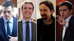 RTVE propone el 23 de abril como fecha para el debate electoral a