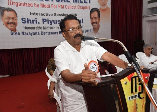 Kerala CEO Recommends Action Against State BJP Chief For Anti-Muslim Remarks, Police Files