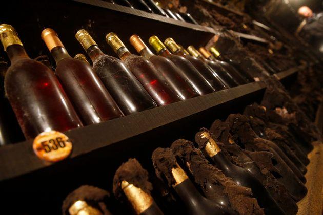 Γιατί ένα ουγγαρέζικο κρασί που κοστίζει 40.000 δολάρια είναι το ακριβότερο του