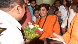 Stop Sadhvi Pragya From Contesting Lok Sabha Election, Says Malegaon Blast Victim's