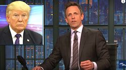 Seth Meyers: Who Are The Crying 'Big, Strong Guys' Thanking