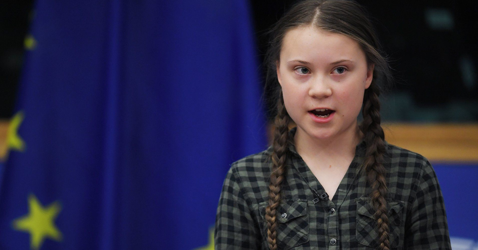 Teen Climate Activist Greta Thunberg To EU Lawmakers: 'I Want You To