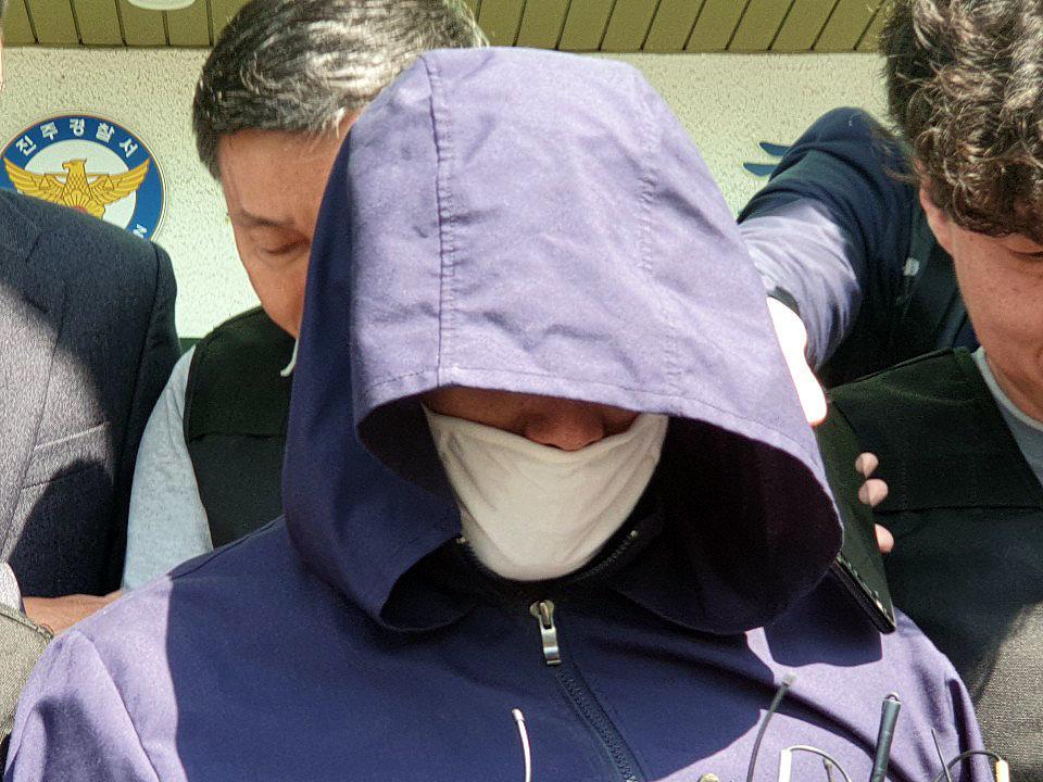 진주 아파트 방화·살해범의 실명과 얼굴이