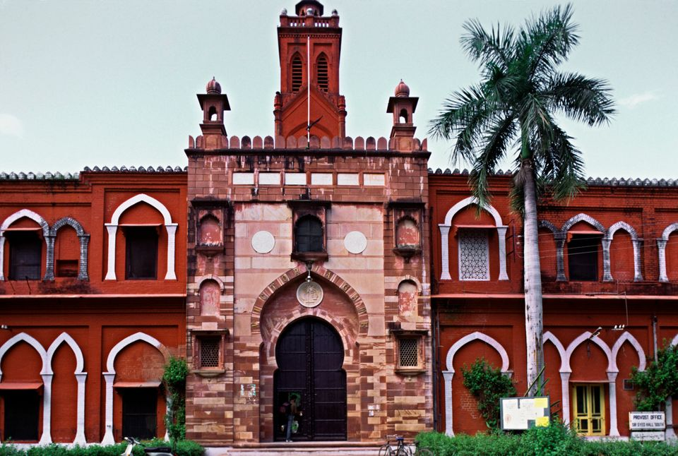 Voting For The Lesser Evil? AMU Student Leader Says India's Muslims Deserve