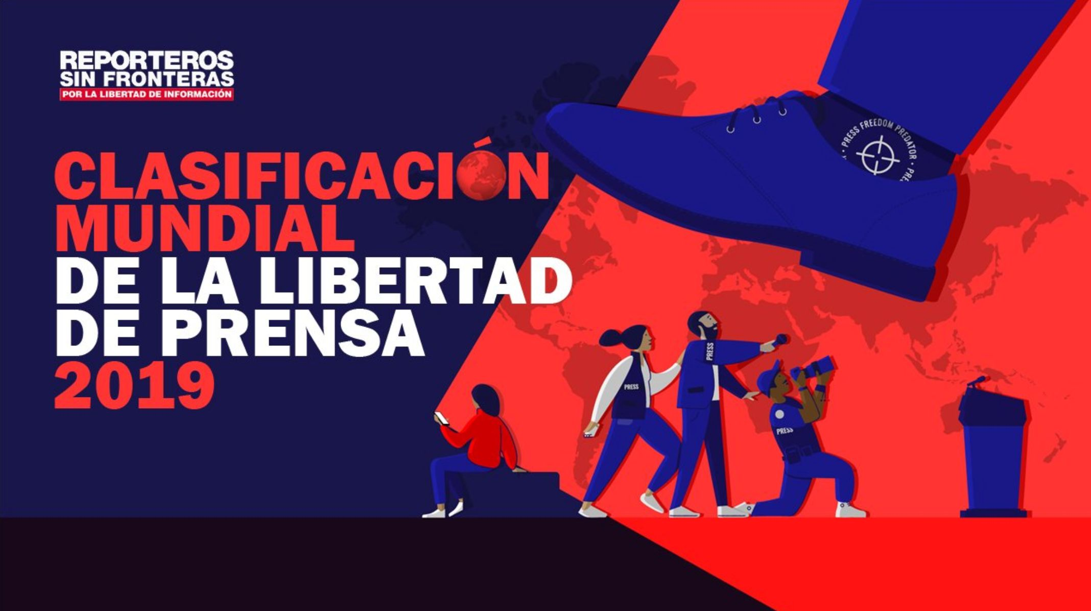 RSF registra 40 ataques a periodistas en Cataluña en últimos 18