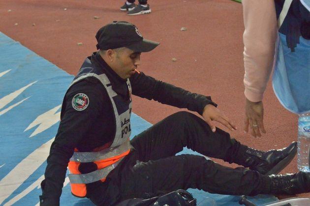Botola: Violences et blessures lors du match