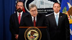 U.S. Attorney General Defends Trump Before Mueller Report's