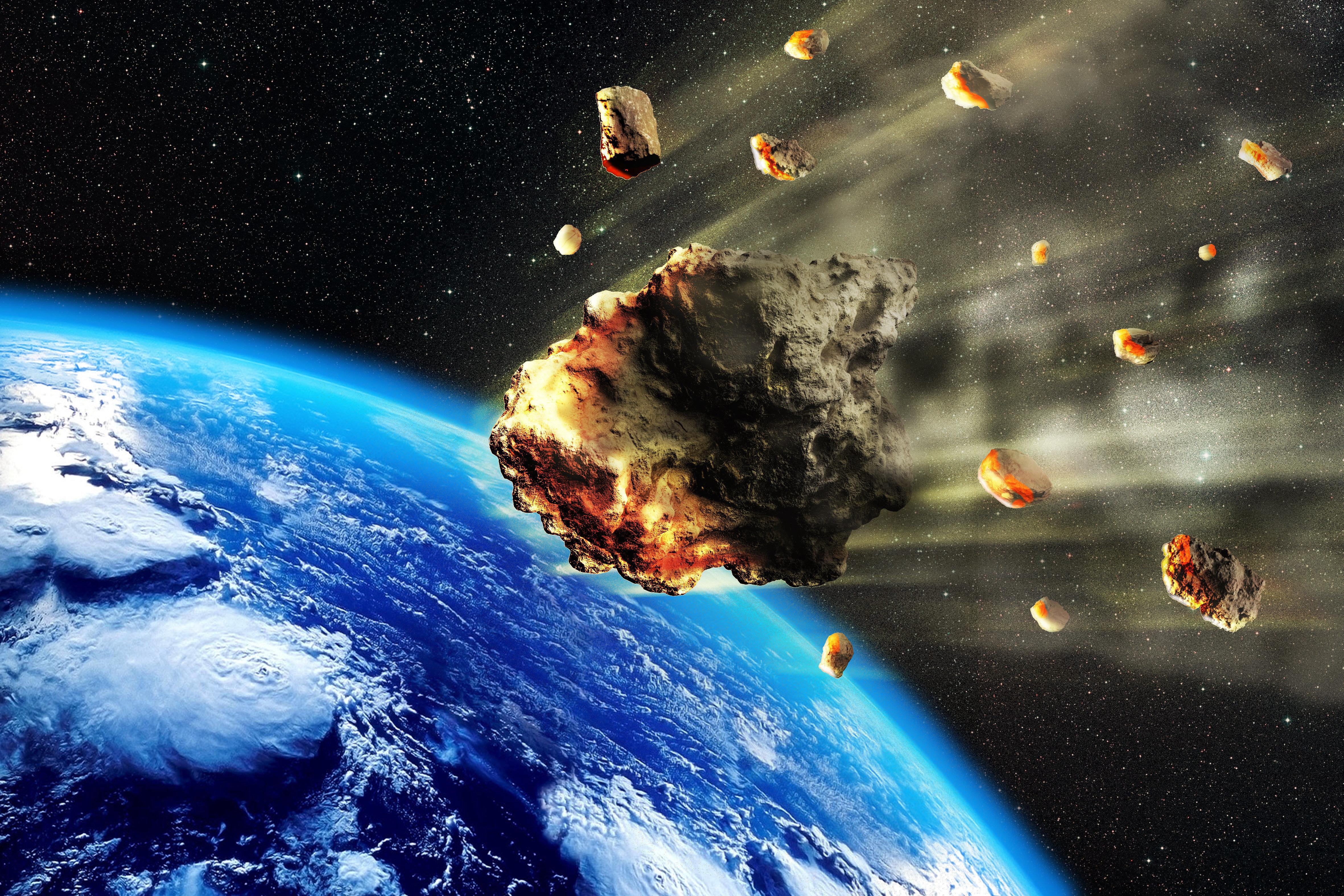 Μετεωρίτης από άλλο ηλιακό σύστημα χτύπησε τη Γη - Εκπληκτοι οι