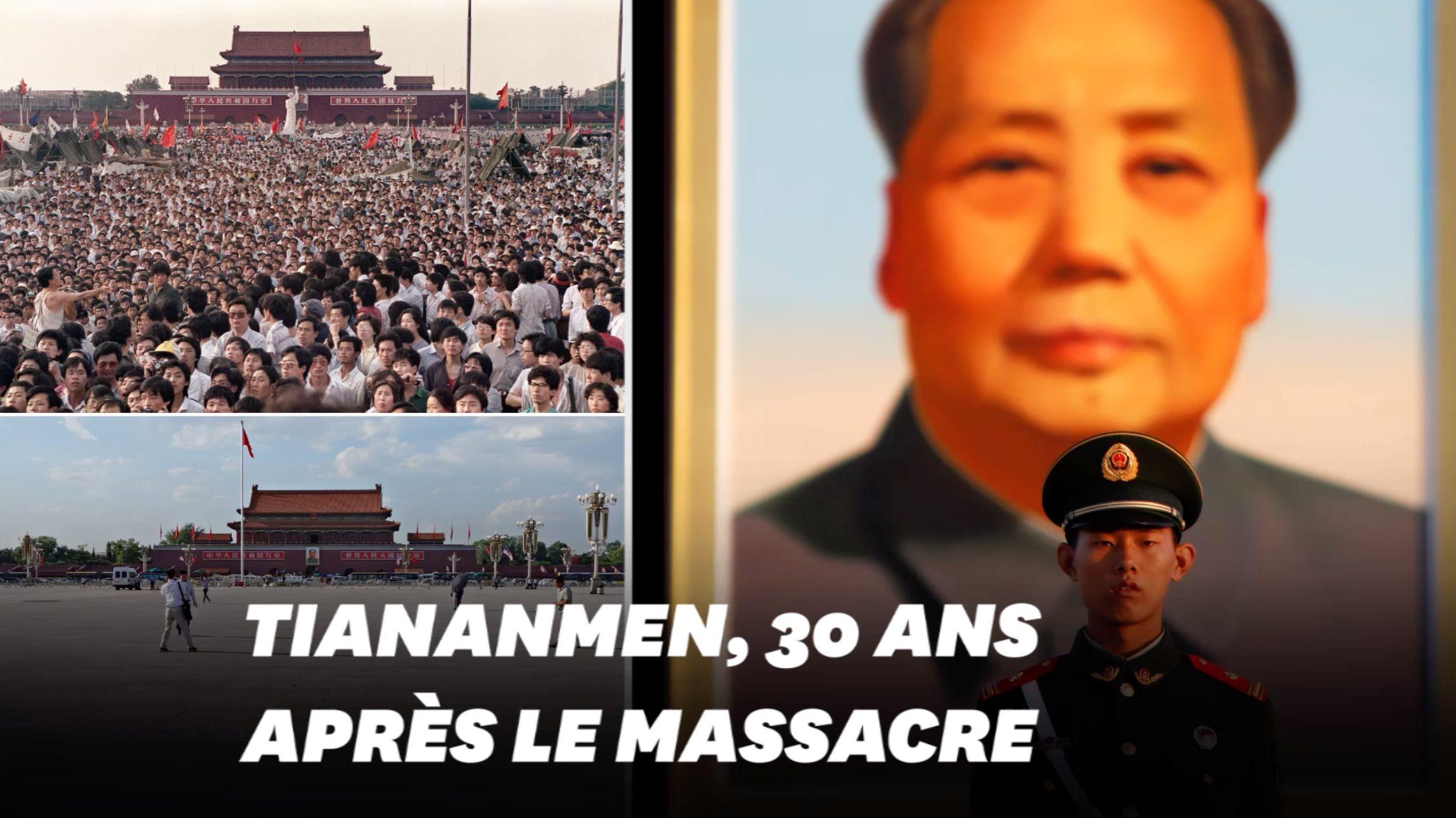 30 ans après le massacre de Tiananmen, des témoignages forts font