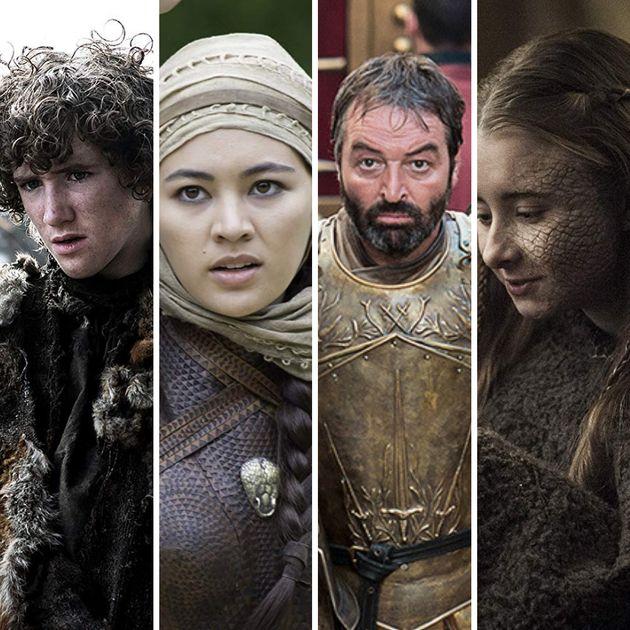 Rickon Stark,Nymeria Sand, Meryn Trant, Shireen Baratheon... Os mortos também