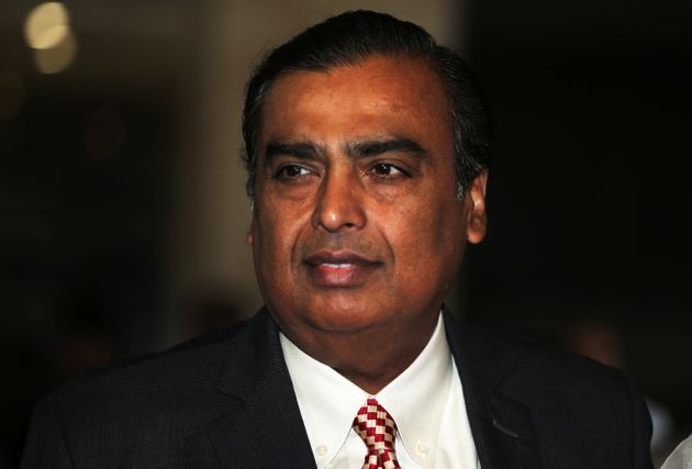 Chairman of Reliance Industries Limited Mukesh Ambani in a file