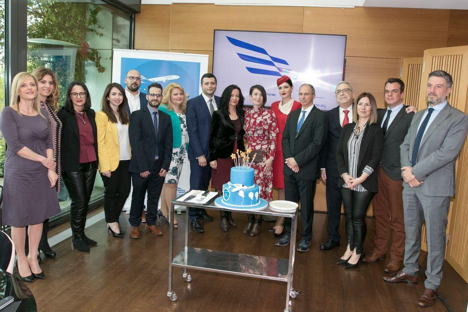 Στρατηγικής σημασίας η συνεργασία Ellinair -