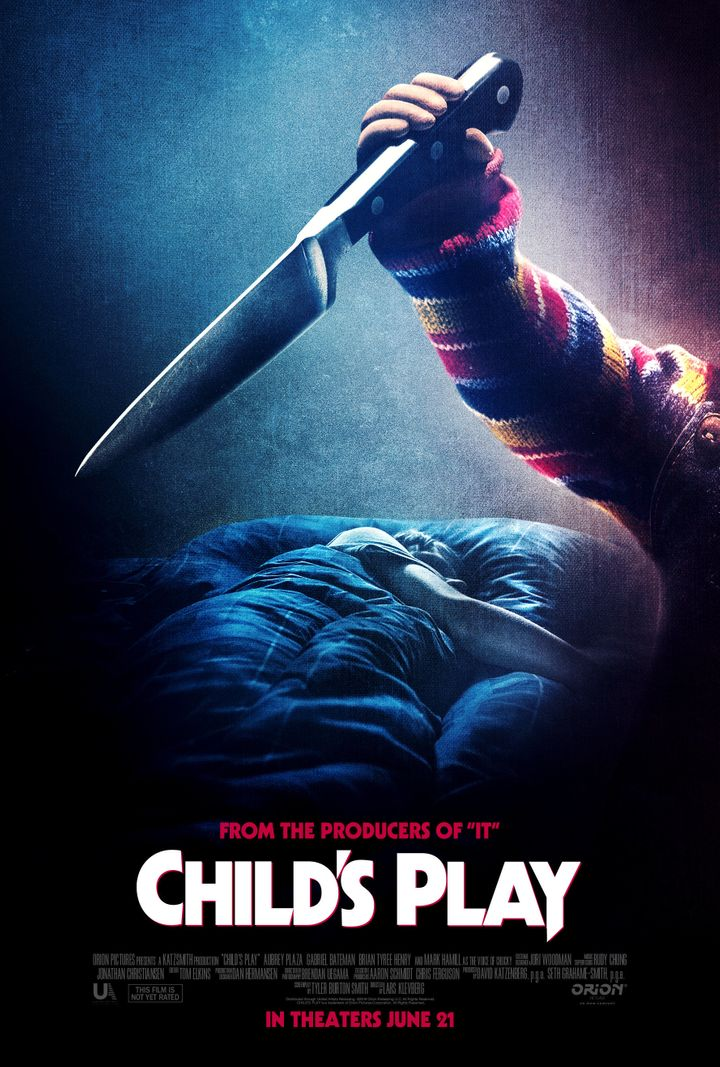 """""""Child's Play"""" hits theaters June 21."""
