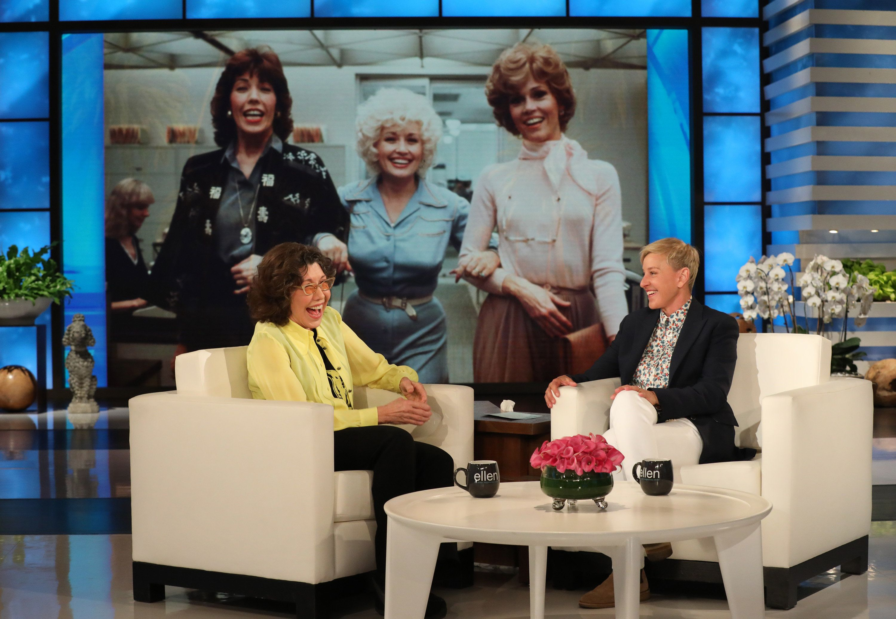 Lily Tomlin On '9 To 5' Sequel: 'We Hope That We Live To See