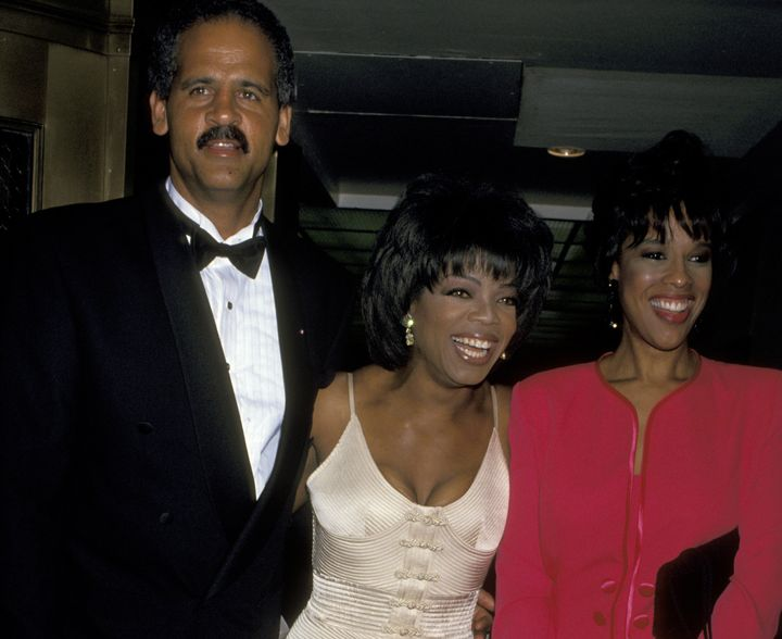 Westlake Legal Group 5cb8cc222400002001068260 Oprah Reveals What She'd Do If Gayle King And Stedman Slept Together