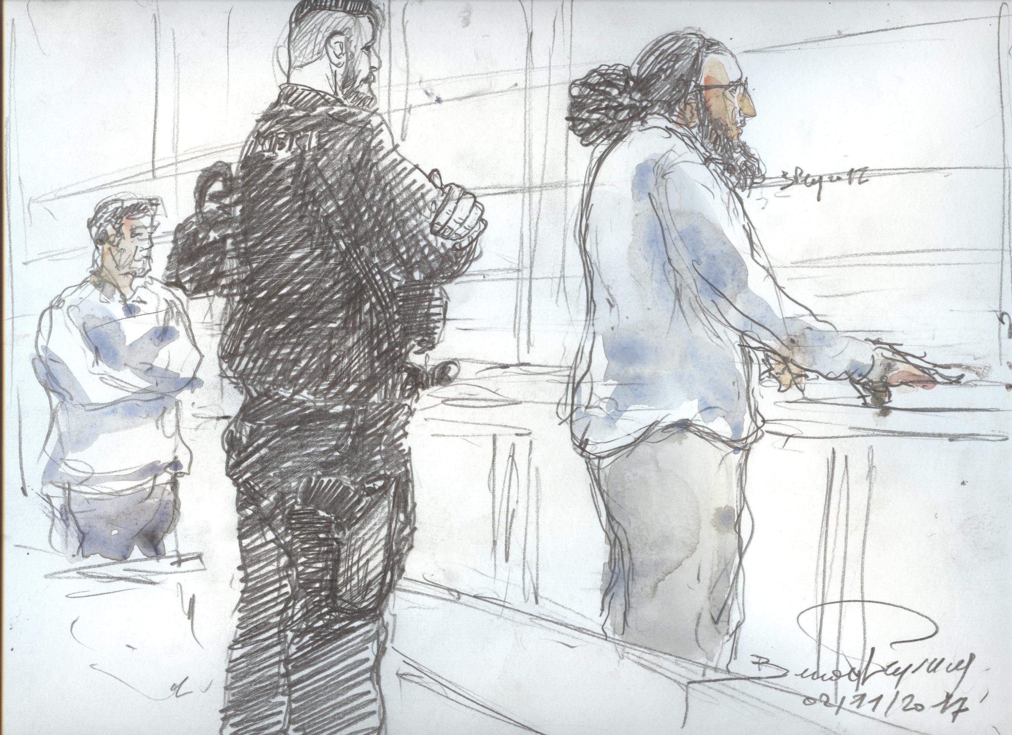 Le frère de Mohamed Merah condamné à 30 ans de