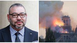 Le Maroc accorde une contribution financière pour la reconstruction de la cathédrale Notre-Dame de