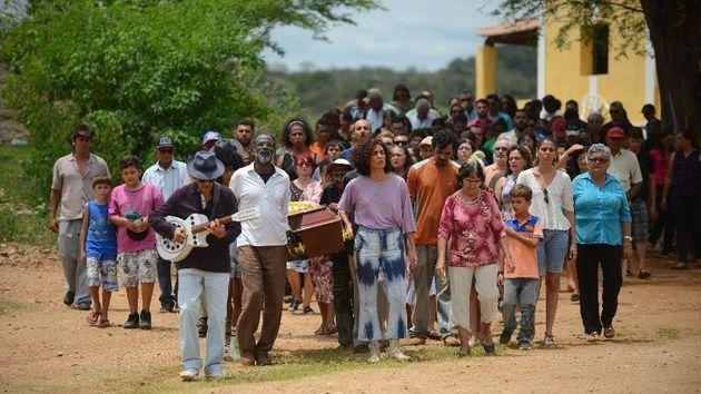 Cena de Bacurau, filme do diretor pernambucano Kleber Mendonça Filho (Aquarius), que foi selecionado...