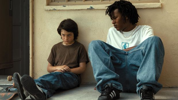 """Mid90s"" on Amazon Prime."