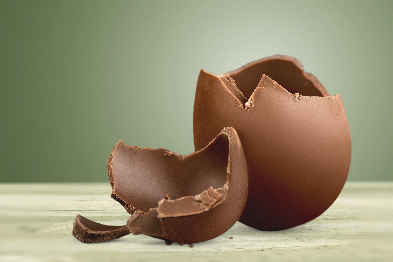 Como conservar melhor os ovos de chocolate que sobraram da