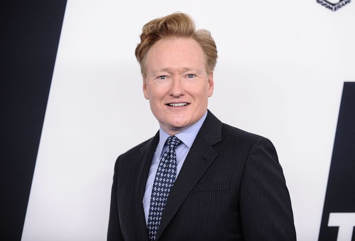 Conan O'Brien has a son and a daughter with his wife, Liza Powel O'Brien.