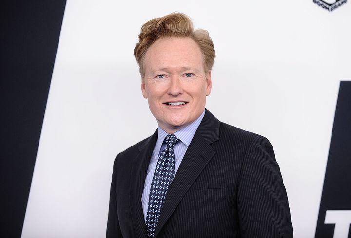 Conan O'Brien has a son and a daughter with his wife,Liza Powel O'Brien.