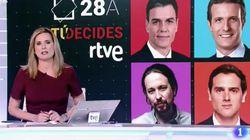 Aplauso generalizado al 'Telediario' de TVE por cómo ha informado sobre la polémica por el