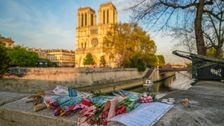 Paris Officials Consider Building Temporary Wooden Cathedral Outside Notre Dame