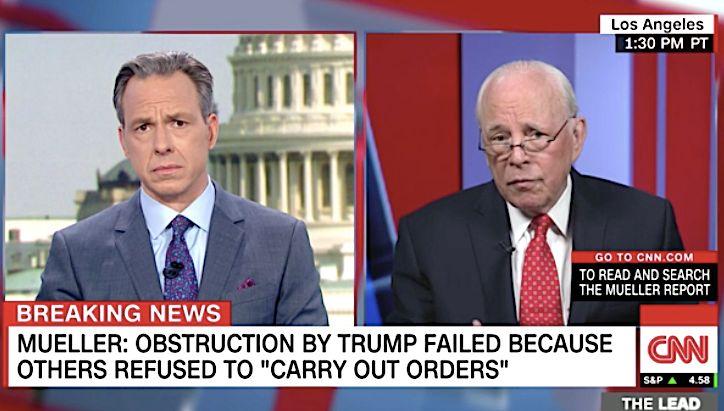 John Dean: Mueller Report worse than Watergate Report