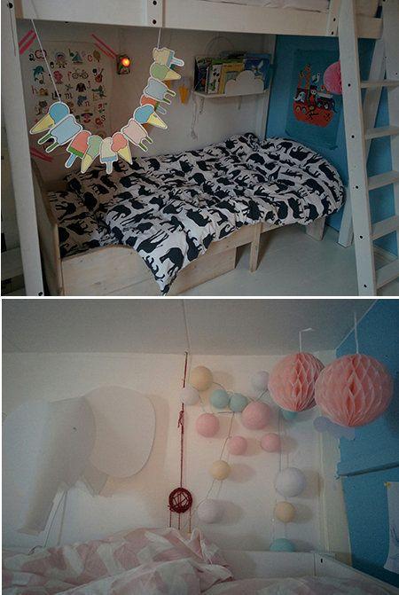 アムステルダムの「Lovely!」な子供部屋