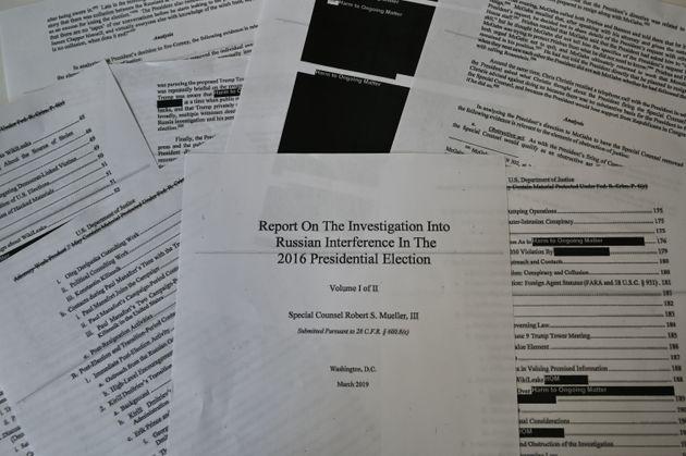 [뮬러 특검 보고서] 트럼프는 '공모도, 사법방해도 없었다'고 말한다. 수사 결과는