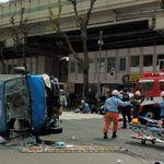 87歳男性が運転する乗用車に10人はねられる。女児ら2人死亡(東京・池袋)