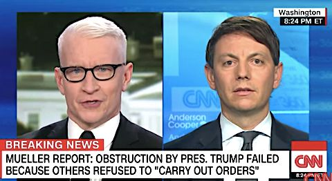 Anderson Cooper Challenges White House Spokesman To Have The Guts To Admit His Boss Lies