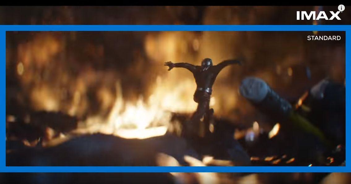 '엔드게임' IMAX 화면과 일반 화면은 이렇게