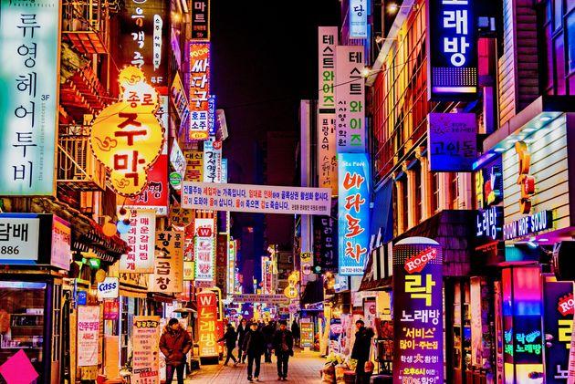 일본 골든위크 기간에 가장 인기있는 여행지로 서울이