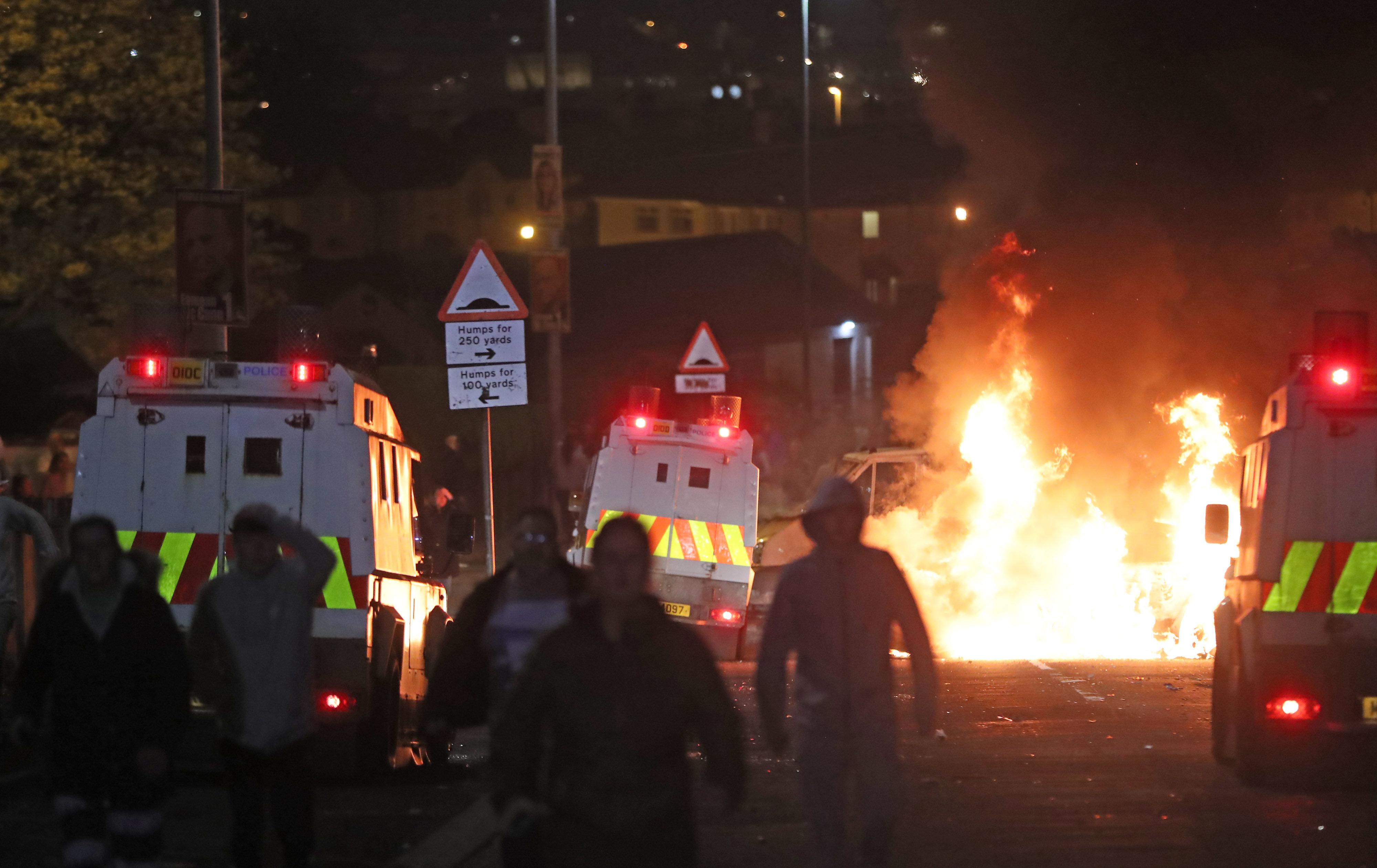 """Une journaliste tuée en Irlande du Nord dans un """"incident"""