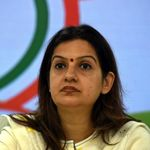 Priyanka Chaturvedi, Congress Spokesperson, Quits