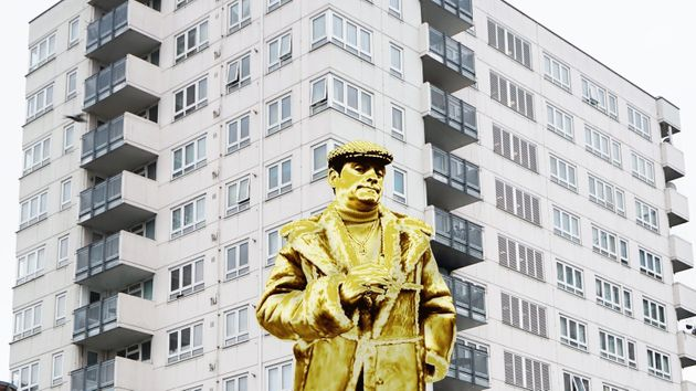 Only Fools And Horses Flats Evacuated After Fire Breaks