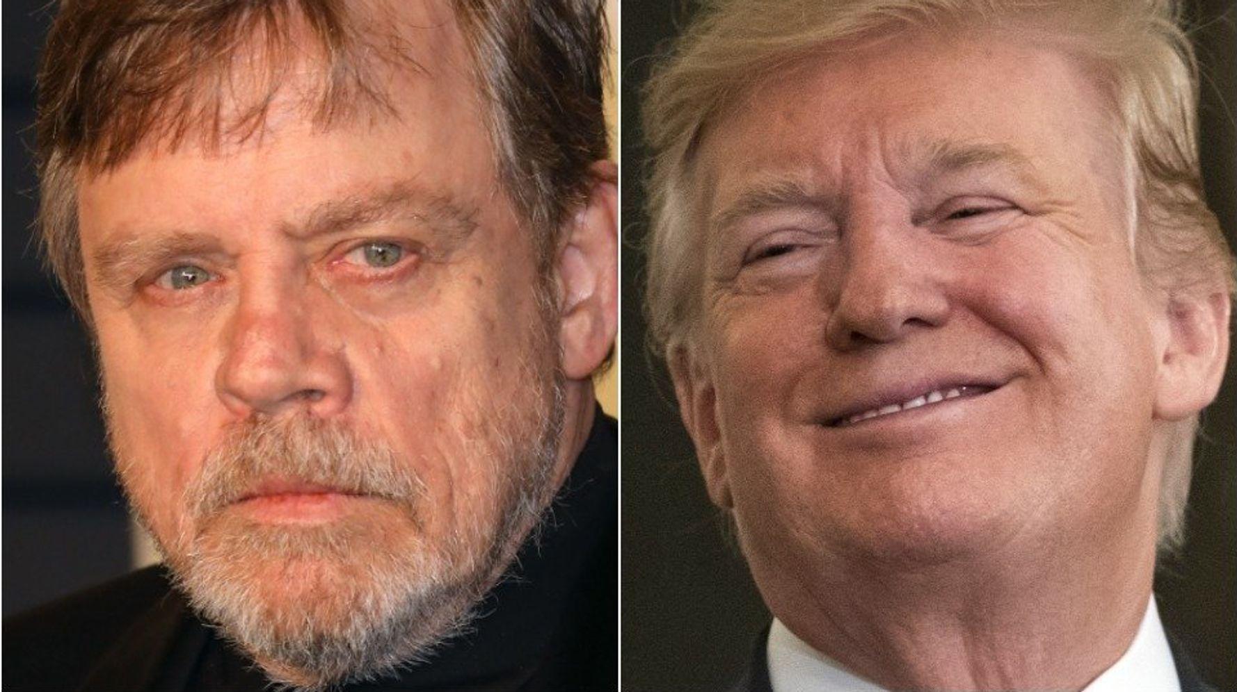 Mark Hamill Trolls Pro-Trump 'J6' Rally With A Blunt 'Star Wars' Comparison
